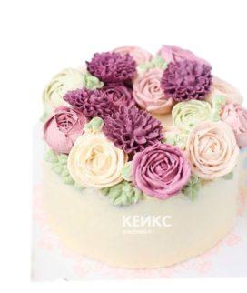 Торт в Корейском стиле 5