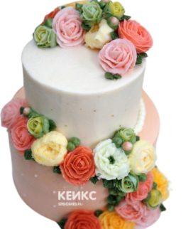Торт в Корейском стиле 7