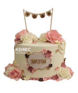 Торт Винтаж 11