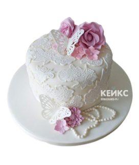 Торт Винтаж 3