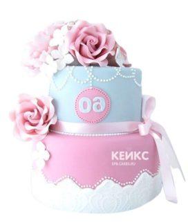 Торт Винтаж 8