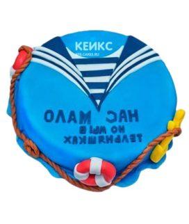 Торт ВМФ 1