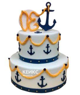 Торт ВМФ 2