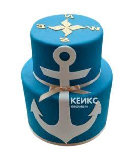 Торт ВМФ 4