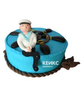 Торт ВМФ 5