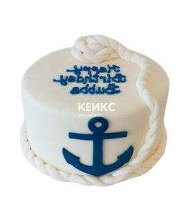 Торт ВМФ 8
