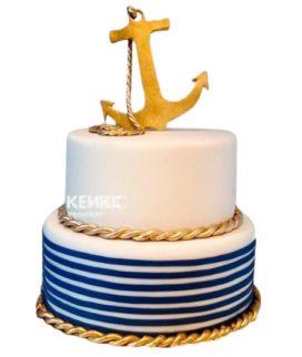 Торт ВМФ 9