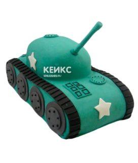 Торт Военная машина