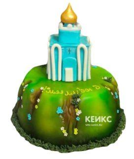 Торт Церковь 1
