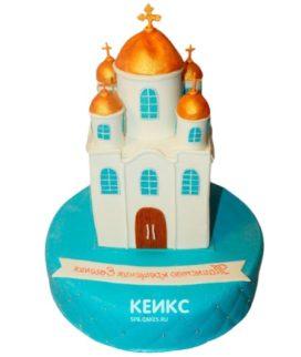 Торт Церковь 2