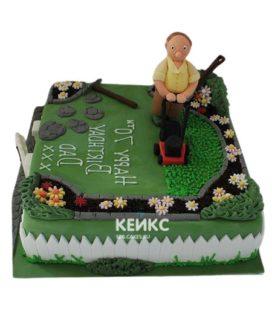 Торт Дедушке 15