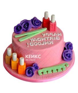 Торт Дочке 22