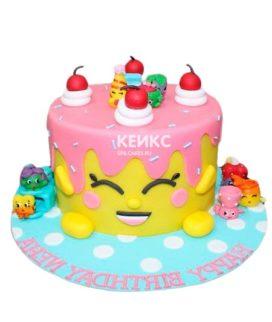 Торт Дочке 23