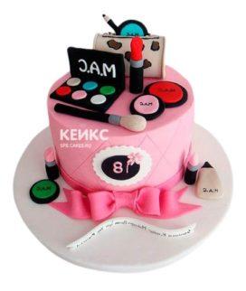 Торт Дочке 25