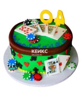 Торт Другу 15