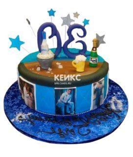 Торт Мужу 12