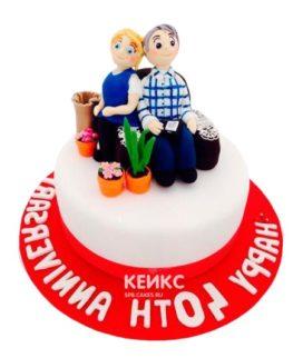 Торт Мужу 16