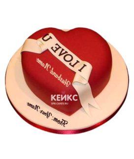 Торт Мужу 24