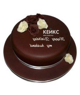 Торт Мужу 27