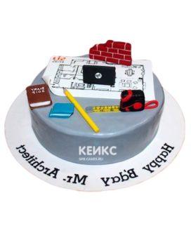Торт Парню 15