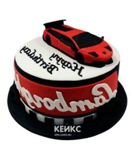 Торт Сыну 17