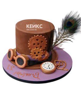 Торт в стиле Стимпанк 3