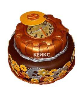 Торт в стиле Стимпанк 4