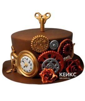 Торт в стиле Стимпанк 6