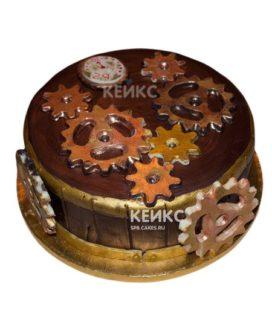 Торт в стиле Стимпанк 8