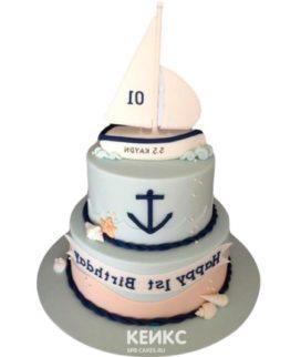Торт Яхта 12