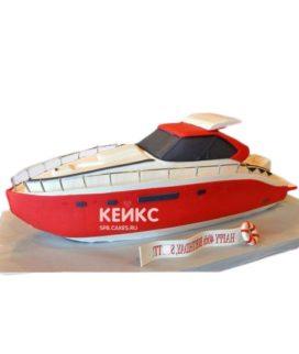 Торт Яхта 13