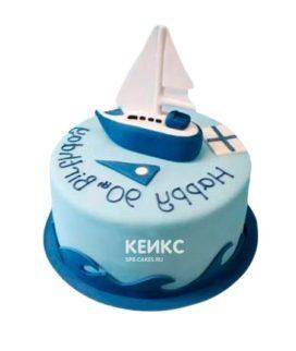 Торт Яхта 5