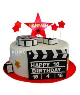 Торт Звезда 10