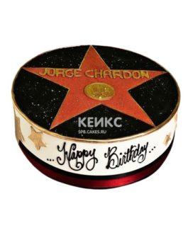 Торт Звезда 11