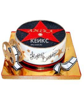 Торт Звезда 17