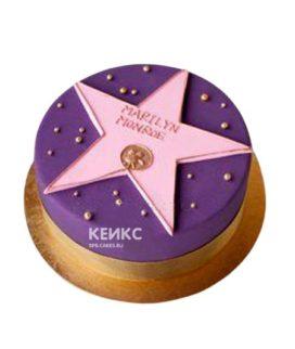 Торт Звезда 6