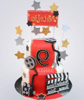 Торт Звезда 8