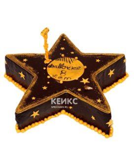 Торт Звезда 9