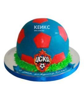 Торт ЦСКА 6