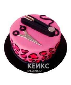 Торт для Парикмахера 12