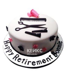 Торт для Парикмахера 8