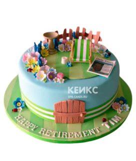 Торт для свекрови 11