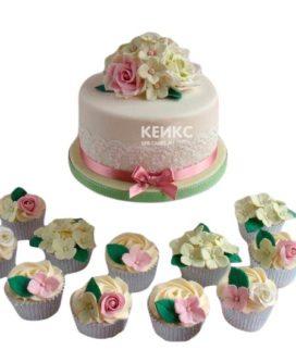 Торт для свекрови 16
