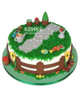 Торт для свекрови 18