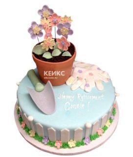 Торт для свекрови 21