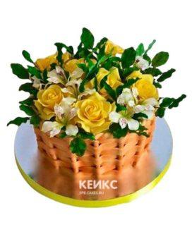 Торт для свекрови 3