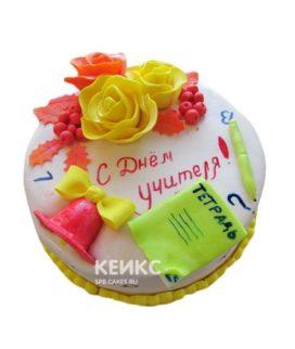 Торт для Учителя 11