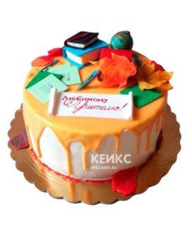 Торт для Учителя 4