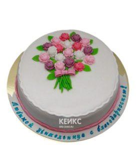 Торт для Учителя 5