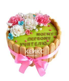 Торт для Учителя 7